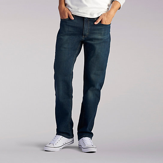 Modern Series Athletic Fit Jeans