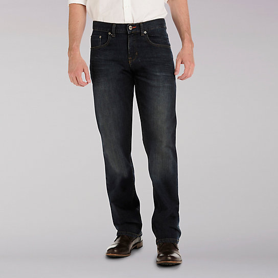 Modern Series Relaxed Straight Fit Jean - Big & Tall