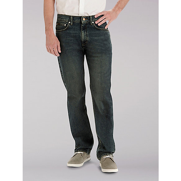 Premium Select Relaxed Fit Straight Leg Jean - Big & Tall