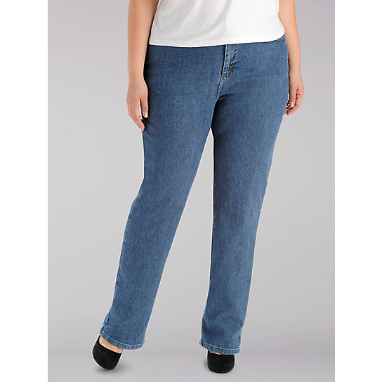 Original Relaxed Fit Straight Leg Jeans - Plus