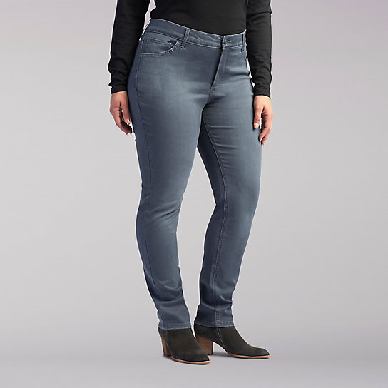 Easy Fit Frenchie Skinny  - Plus