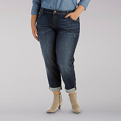 Modern Series Ruby Boyfriend Jean - Plus