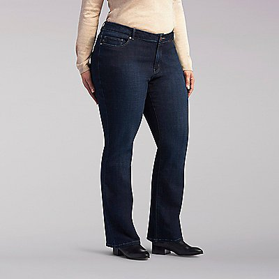 Modern Series Sawyer Straight Leg Jeans - Plus