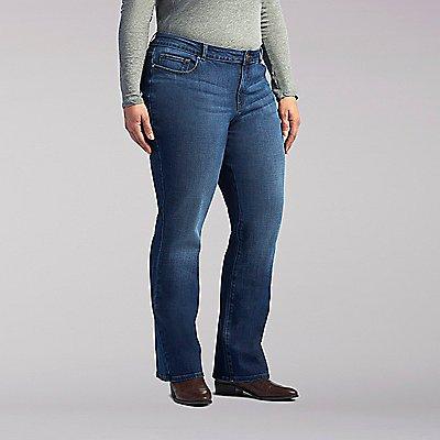 Modern Series Adrian Bootcut Jeans - Plus
