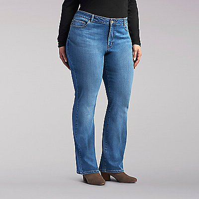 Modern Series Raleigh Straight Leg Jeans - Plus