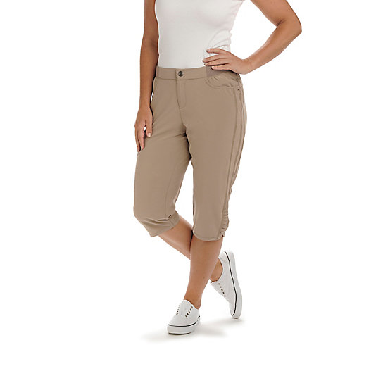 Active Performance Jenson Capri - Petite