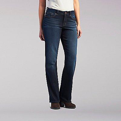 Modern Series Savannah Bootcut Jeans - Petite