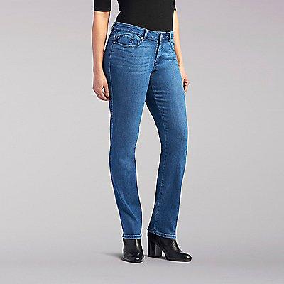 Modern Series Charleston Straight Leg Jeans - Petite