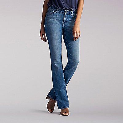 Modern Series Havana Bootcut Jeans - Petite