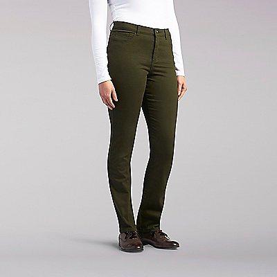 Classic Fit Vienna Straight Leg Jean