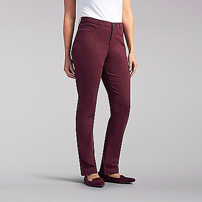 Classic Fit Aria Straight Leg Jean