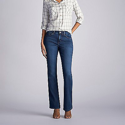 Easy Fit Frenchie Bootcut - Petite