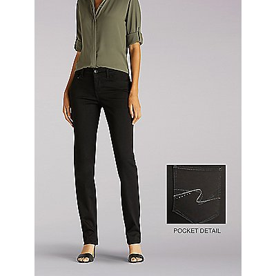 Perfect Fit Lexington Straight Leg Jeans