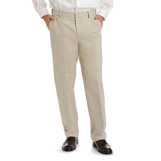 Flexible Comfort Waist Casual Pant