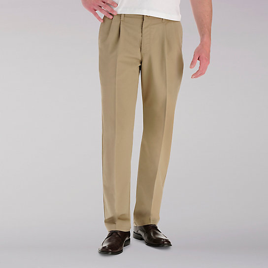 Total Freedom Classic Fit Pleated Pants