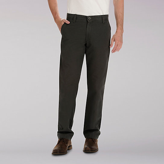 Straight Fit Utility Chino