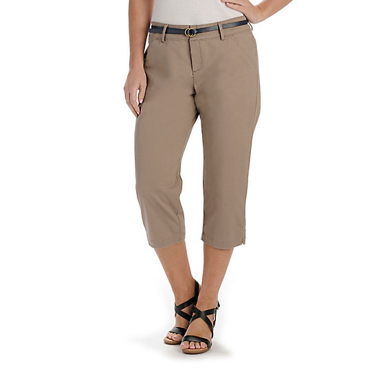Natural Fit Hope Capri
