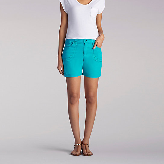 Relaxed Fit Libby Knitwaist Short