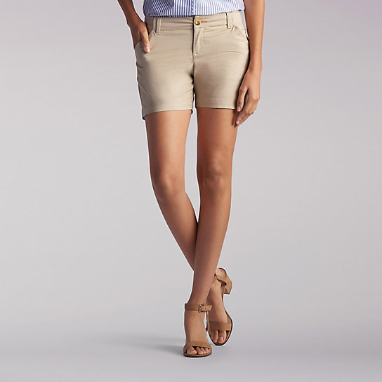 The Essential Chino Short - Petite