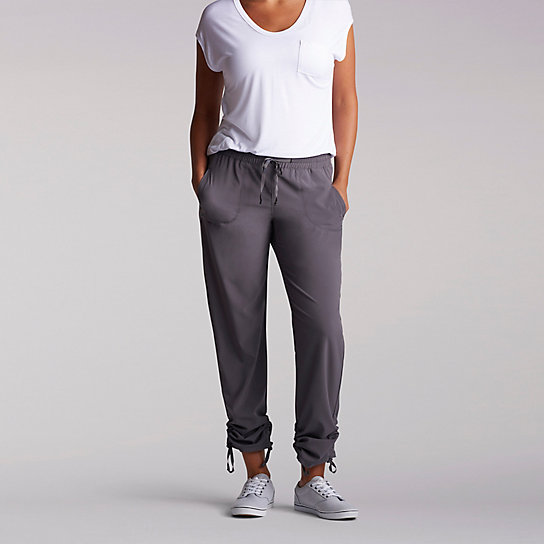 Active Performance Aden Convertible Straight Leg Pant