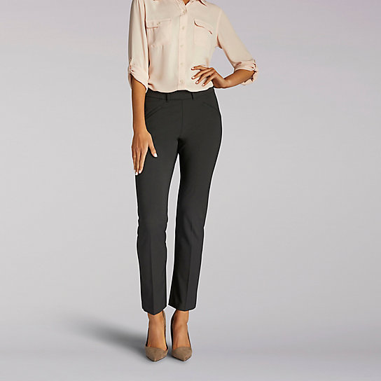 Modern Series Ivy Pull On Ankle Pants