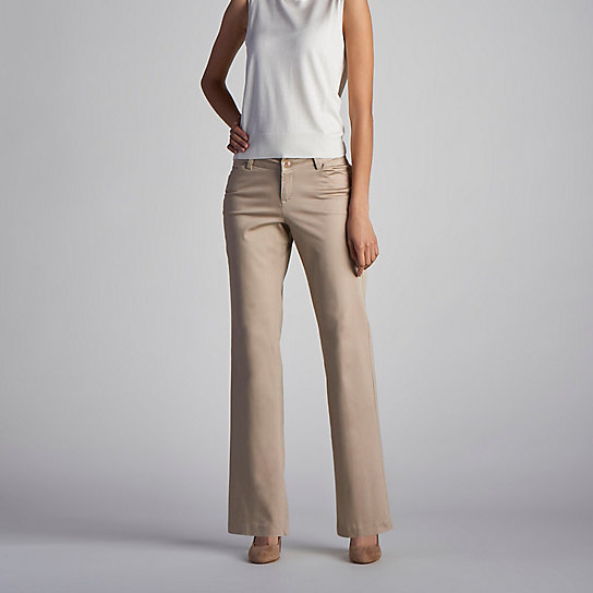 Curvy Fit Maxwell Trouser - Modern Series - Petite