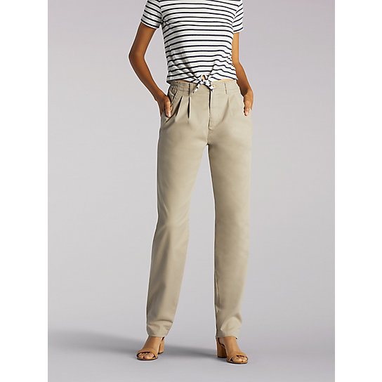 Side Elastic Pants