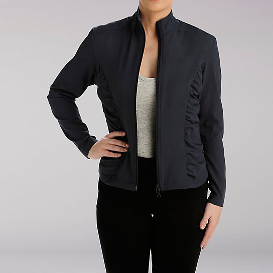 Relaxed Fit Jax Active Wear Jacket - Petite