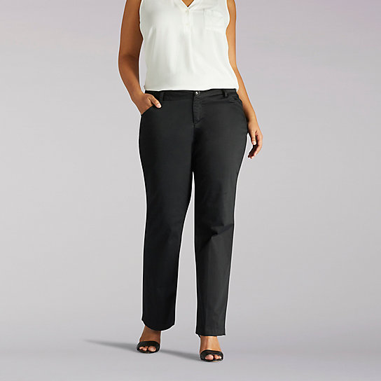 Curvy Fit Maxwell Trouser - Modern Series - Plus