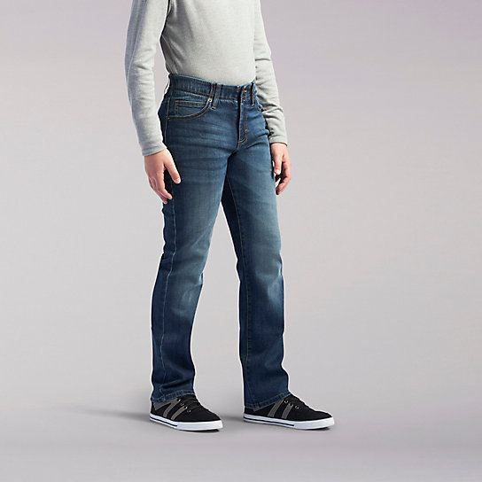 X-Treme Comfort Slim Fit Boys Jeans - Husky