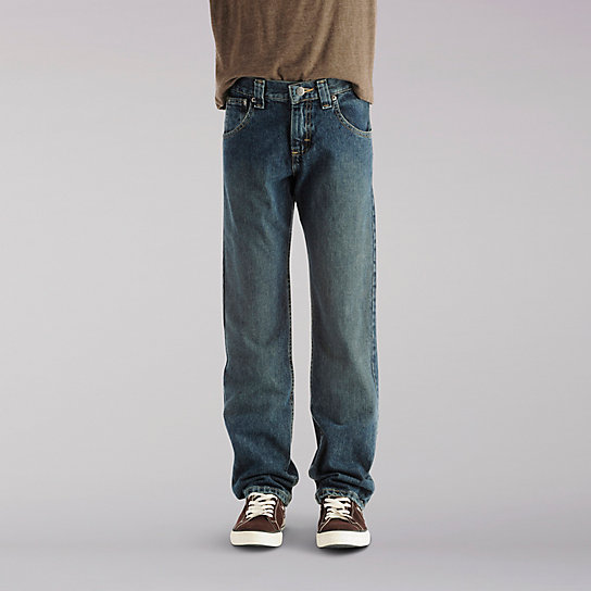 Premium Select Slim Fit Boys Jeans - 8-18