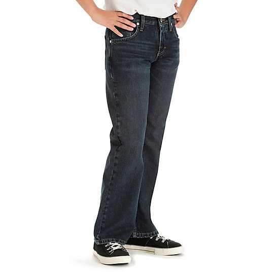 Premium Select Relaxed Bootcut Boys Jean - 8-18