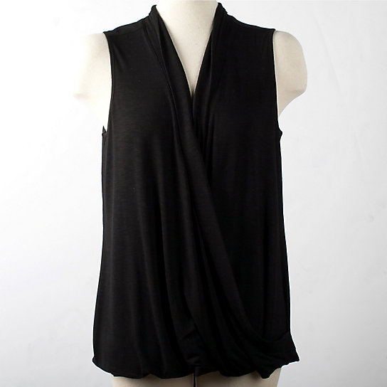 Drape Fall Front Tank - Plus