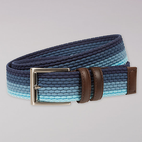 Active Comfort Stretch Woven Belt - Men