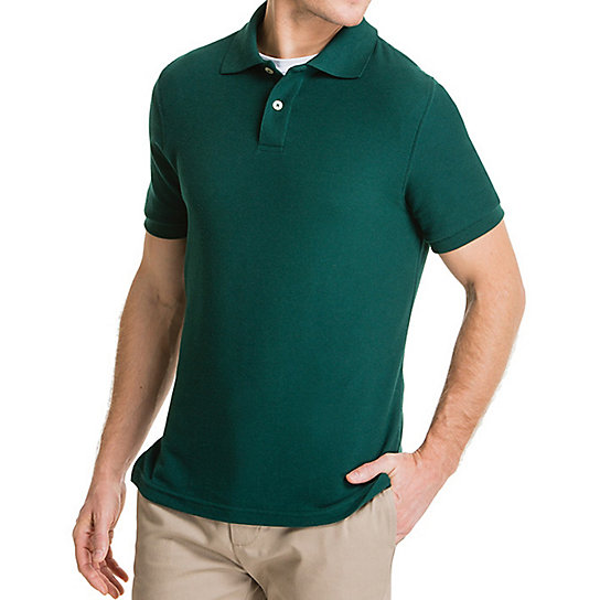Short Sleeve Polo (Classic Fit)