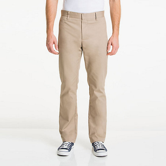 Slim Tailored Straight Pant - Uniforms