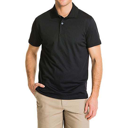 Short Sleeve Sport Polo