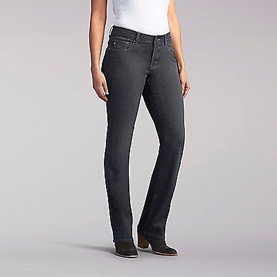 Platinum Label Curvy Fit Amelia Bootcut Jeans