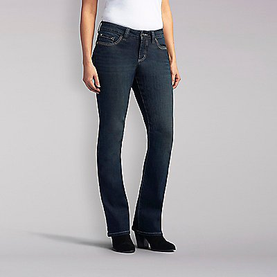 Platinum Label Slender Secret Saira Barely Bootcut