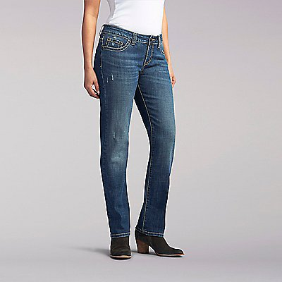 Platinum Label Slender Secret Jackie Barely Boot Jeans