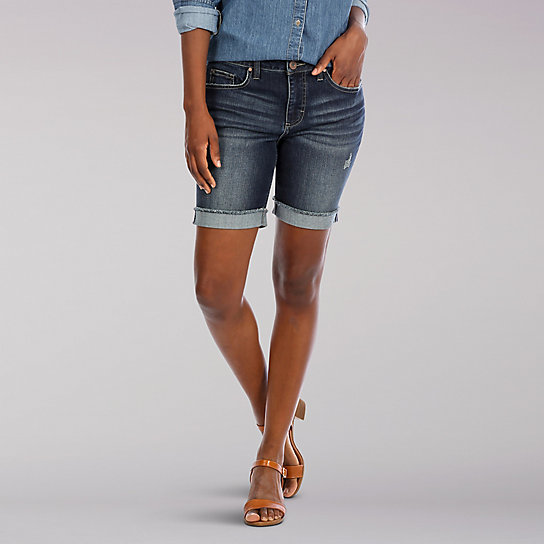 Lee Riders Collection Cuffed Bermuda Short