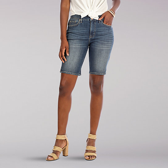 Lee Riders Heritage Collection Cutoff Bermuda Short