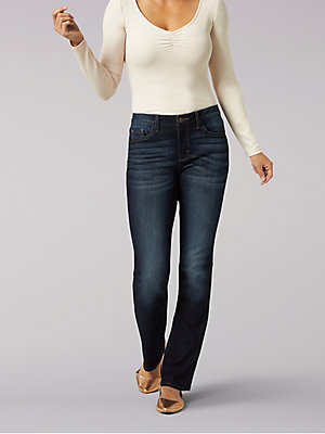 Women's Lee Riders Mid Rise Bootcut Jean