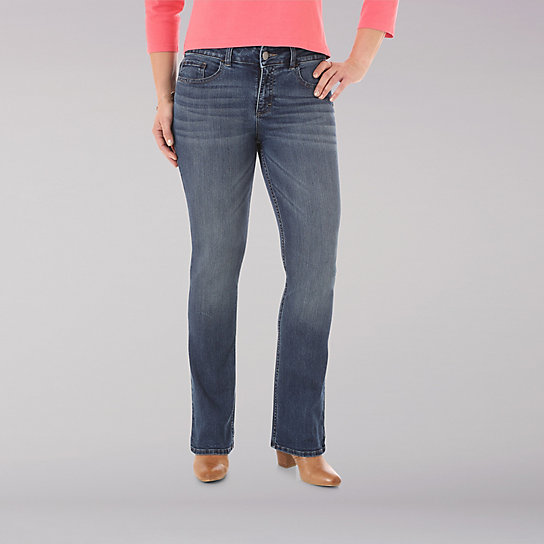 Riders by Lee Rebecca Slender Stretch Bootcut