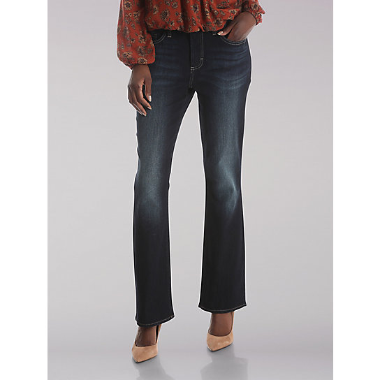 Lee Riders Midrise Bootcut Jean