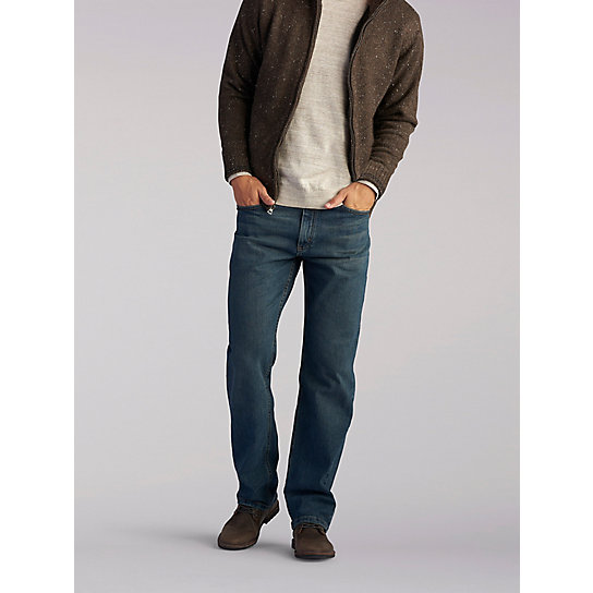 Premium Select Regular Straight Leg Jeans