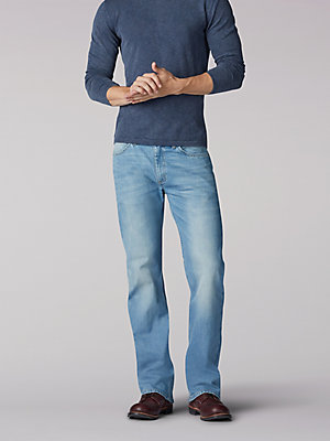 Men's Lee Slim Bootcut Jean
