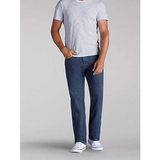 Premium Select Relaxed Straight Leg Jeans