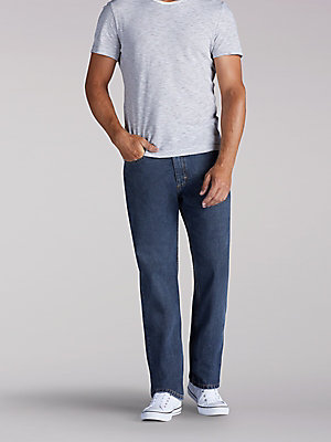 Men's Premium Select Relaxed Straight Leg Jean