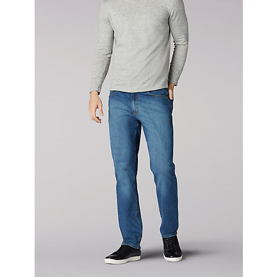 b3f1ab7389b8c Premium Flex Regular Fit Jeans
